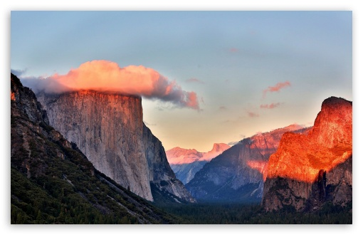 Download Yosemite Valley UltraHD Wallpaper