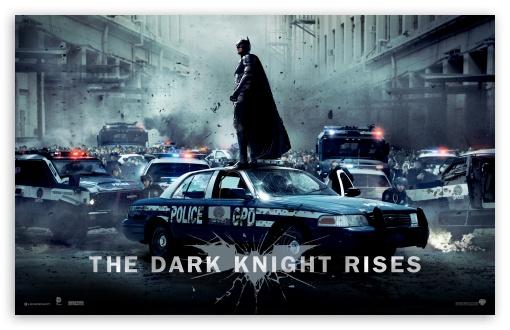 Download The Dark Knight Rises Batman UltraHD Wallpaper