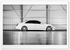 Mercedes-Benz S-Class S550 White