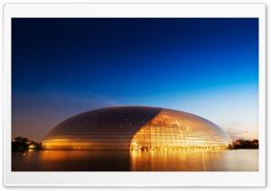 Opera House in Beijing, China