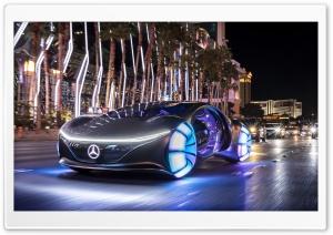 Mercedes Benz VISION AVTR...