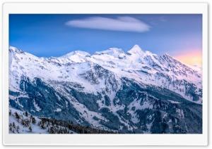 Mountain, Ski Slope