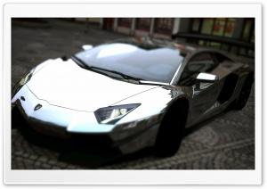 Lamborghini Aventador LP700-4...