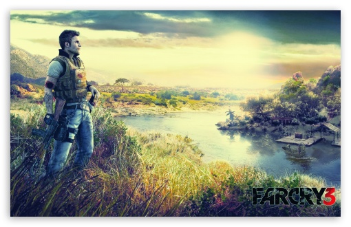 Download Far Cry 3 2012 UltraHD Wallpaper