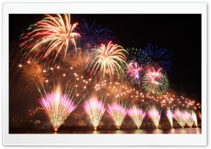 Taipei Firework