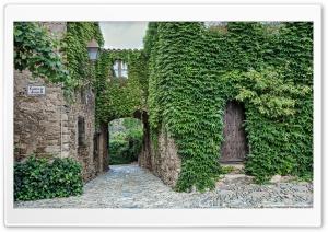 Medieval Village of...