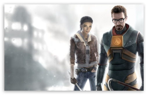Download Half-Life 2 - 1 UltraHD Wallpaper