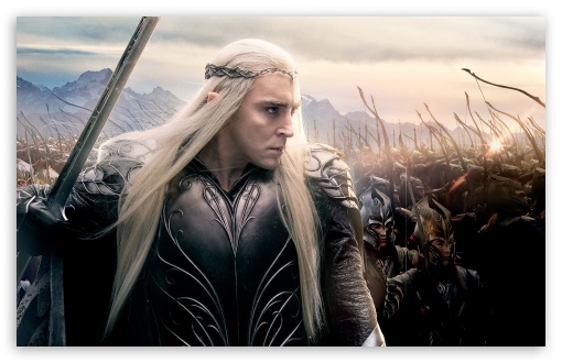 Download The Hobbit The Battle of the Five Armies... UltraHD Wallpaper