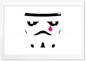 Star Wars Stormtrooper Tear