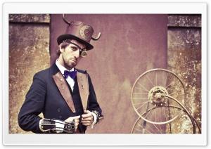 Steampunk Fashion Men
