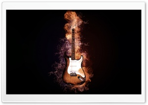 Creative Electric Guitar