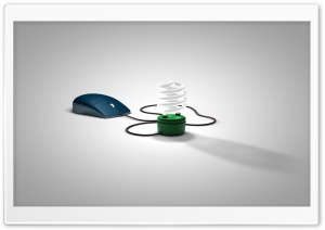 Mouse with Light
