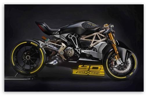 Download Ducati Draxter XDiavel Concept UltraHD Wallpaper