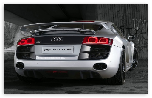 Download PPI Audi R8 Razor 2 UltraHD Wallpaper
