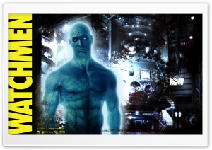 Jon Osterman Dr. Manhattan...
