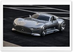 Mercedes Benz AMG Vision...