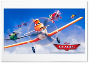 Dusty Planes 2013 movie