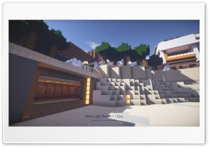 Minecraft Modern