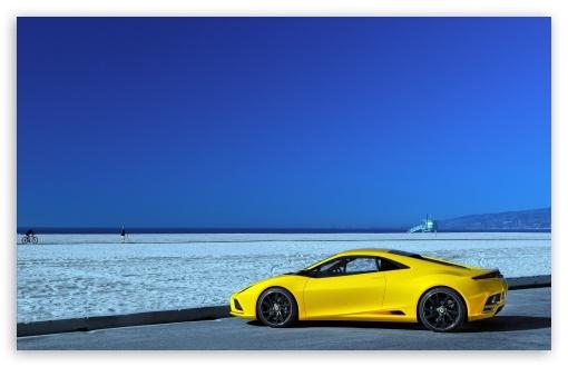 Download Yellow Lotus Elan UltraHD Wallpaper