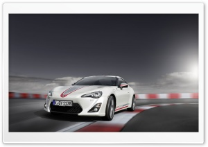2014 Toyota GT 86 Cup Edition