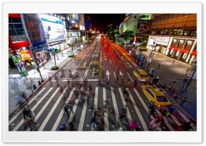 Busy Taipei