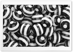 Black and White Balls
