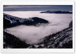 Beautiful Sea of Clouds...