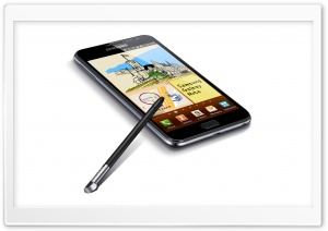 Samsung Galaxy Note - S Pen