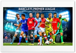 Barclays Premier League...