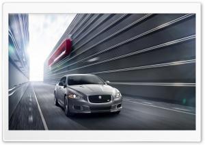 2014 Jaguar XJR Car