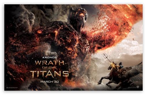 Download Wrath Of The Titans Kronos UltraHD Wallpaper