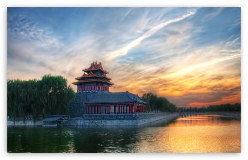 Download Forbidden City, Beijing, China UltraHD Wallpaper