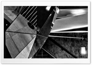 Black White Reflections