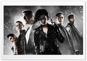 Sin City A Dame to Kill For...