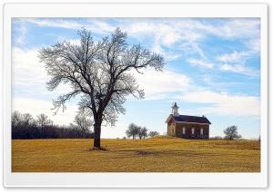 Abandoned Schoolhouse...