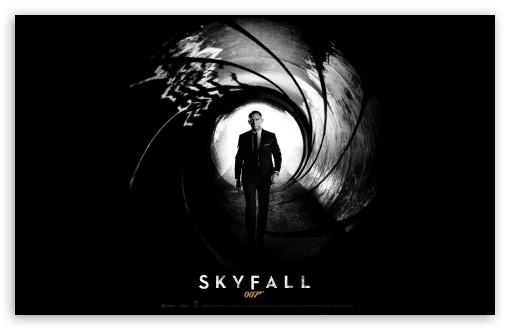 Download Skyfall 007 (2012) UltraHD Wallpaper