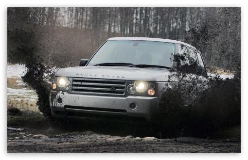 Download Range Rover Car 12 UltraHD Wallpaper