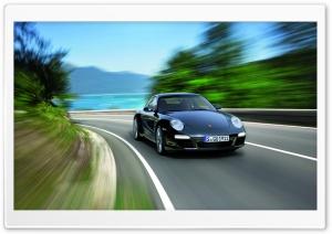 2011 Black Porsche 911 Black...