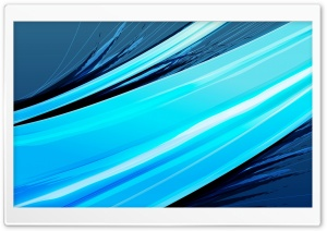 Abstract Graphic Art   Blue I