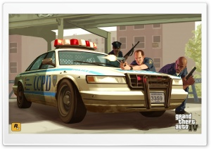 GTA 4 Cops