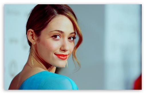 Download Emmy Rossum 2012 UltraHD Wallpaper