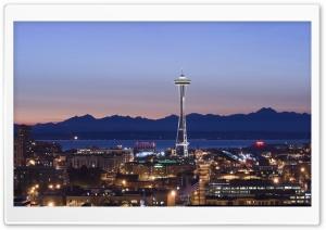 Seattle Tower Washington