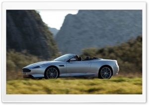 Aston Martin Virage Volante...