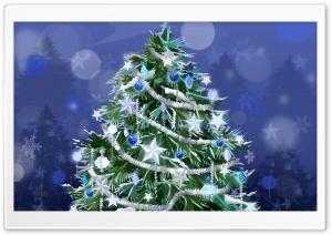 Holiday Tree New Year