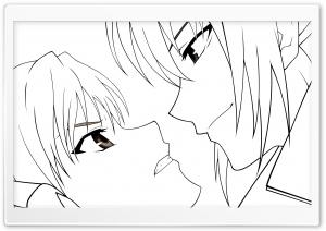 Canaan Anime Drawing