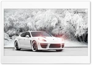 Porsche Panamera Stingray GTR