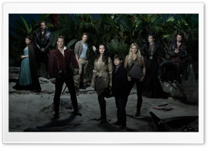 Once Upon a Time TV Show Cast
