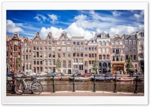 Netherlands, Amsterdam City...