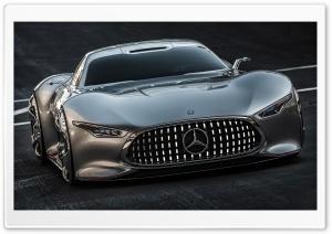 Mercedes Benz AMG Vision Gran...