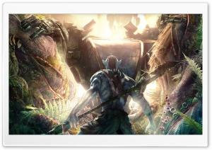 Avatar 3D 2009 Game Screenshot